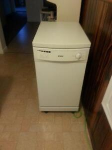 Apt size dishwasher