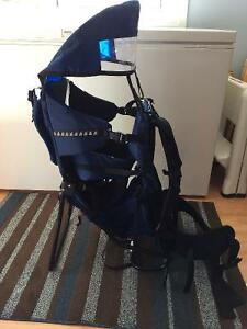 Baby/child carrier hiking backpack