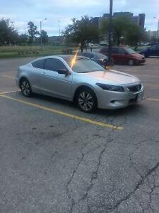 2008 HONDA ACCORD COUPE ** VERY CLEAN*