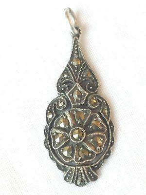 Vintage Sterling Silver Jewelry Art Deco Ebay