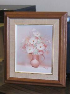 """16 1/4"""" x 13 1/4"""" FRAMED PAINTING"""