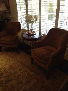 Beautiful Accent Chairs (2) West Island Greater Montréal image 6
