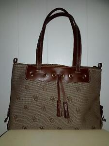 Genuine Dooney & Bourke Tote Purse