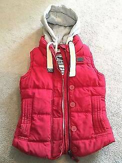 Superdry Women's Academy Gilet (As New/Never Used)