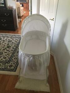 Baby Crib - smoke free home