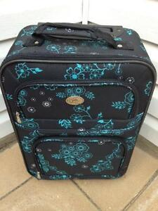 Cute Floral Suitcase/Luggage