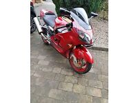 Zx12r 13500 miles