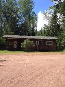 book your cabin for hunting season
