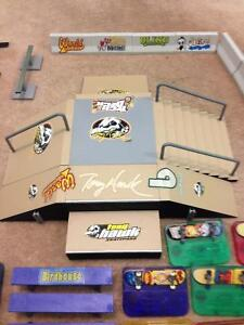 Tech Deck Skateboards, Skate park, Stickers, & Accessories $150 Cambridge Kitchener Area image 5