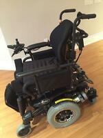 AS NEW POWER CHAIR