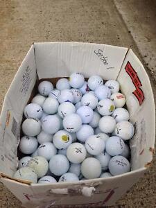 170 Golf Balls (Great for Cottage, Cabin, Lake)