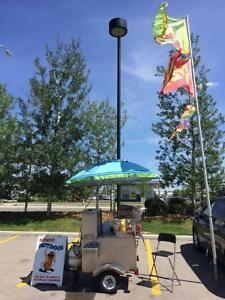 Wanted :1 Hot dogs cart vendor / 1 Cook For a New food truck