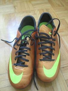 Nike Mercurial outdoor soccer cleats