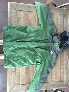 North face 3 in 1 jacket size 14/16