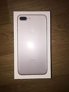 BRAND NEW IPHONE 7+ 128GB★ ROGERS CHATR ★ 1YEAR WARRANTY★