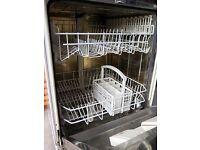 Integrated De Dietrich dishwasher