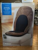 Massaging Seat Topper with Heat