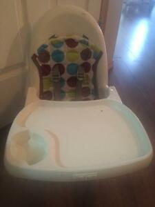 Feeding seat for baby/toddler