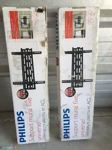 PHILIPS TV wall hoister reg $60 now sale $20 brand new open box