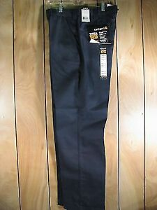 BRAND NEW Carhartt Work Pants Navy 32x34 & 34x36