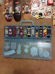 Tech Deck Skateboards, Skate park, Stickers, & Accessories $150 Cambridge Kitchener Area image 4