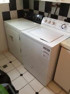 Laveuse+Secheuse, Washer+Dryer