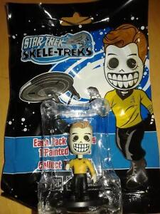 Star Trek Skeletreks Captain Kirk Blind Bag Figure