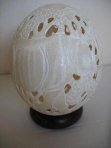 Carved Egg Ebay