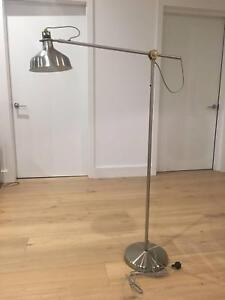 Silver Ikea Ranarp floor lamp Alexandria Inner Sydney Preview