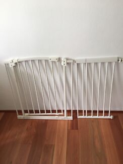 Baby Gate with extension