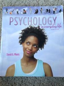 Psychology in Everyday Life, by Myers