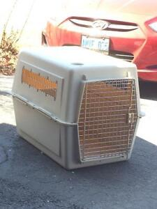 Large sized pet crate 40$