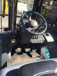 Mitsibushi Forklift Campbell River Comox Valley Area image 6