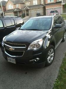 2014 Chevrolet Equinox SUV, With winter tires / rims
