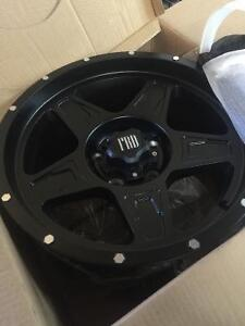 """17"""" wheels for jeep"""