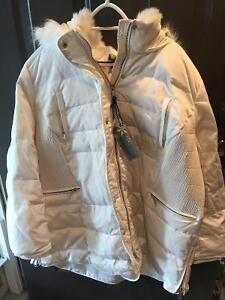 Ladies Winter Jacket with Hood