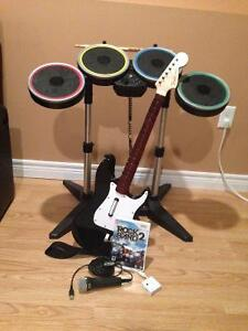 Rock Band 2 for Wii