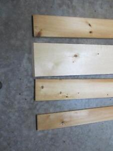 Finished Lumber For Sale (3 Boards)