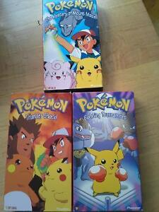Pokemon vhs movies Cambridge Kitchener Area image 1