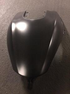 Ducati Diavel Carbon Fuel Tank Cover - 96904210A