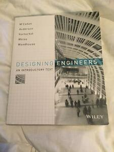 ENG 1430 Designing Engineers Textbook