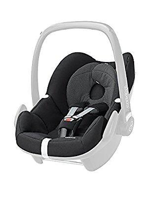 MAXI COSI Pebble Plus Replacement Car Seat Cover Black Raven