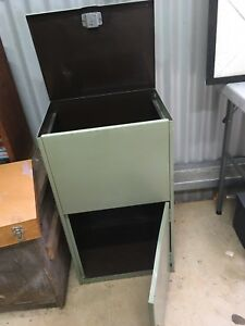Cute industrial cabinet filing storage Camden Camden Area Preview