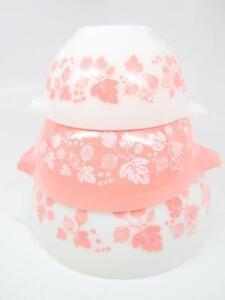 Pink Pyrex Ebay