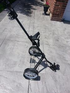 Foldable Golf Bag Cart