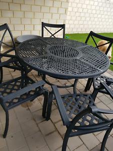 Aluminium Outdoor Chairs Perth Wa Cast aluminium outdoor