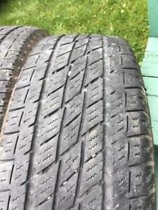 4 pneus 225/65r17 toyo