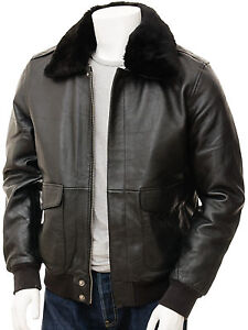 Brand New Custom Tailored A-2 Bomber Leather Jacket!