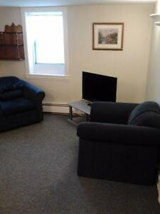 Central, Clean, Quiet, Furnished Apartment for Rent - Sept 1