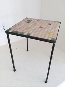 Vintage Mosaic Tables